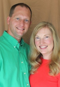 MapleRidge Church Maple Grove, MN - Servants That We Support - Chad and Britt Peterson