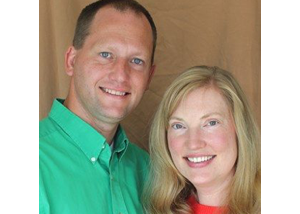 MapleRidge Church Maple Grove, MN - Servants That We Support - Chad and Britt Peterson